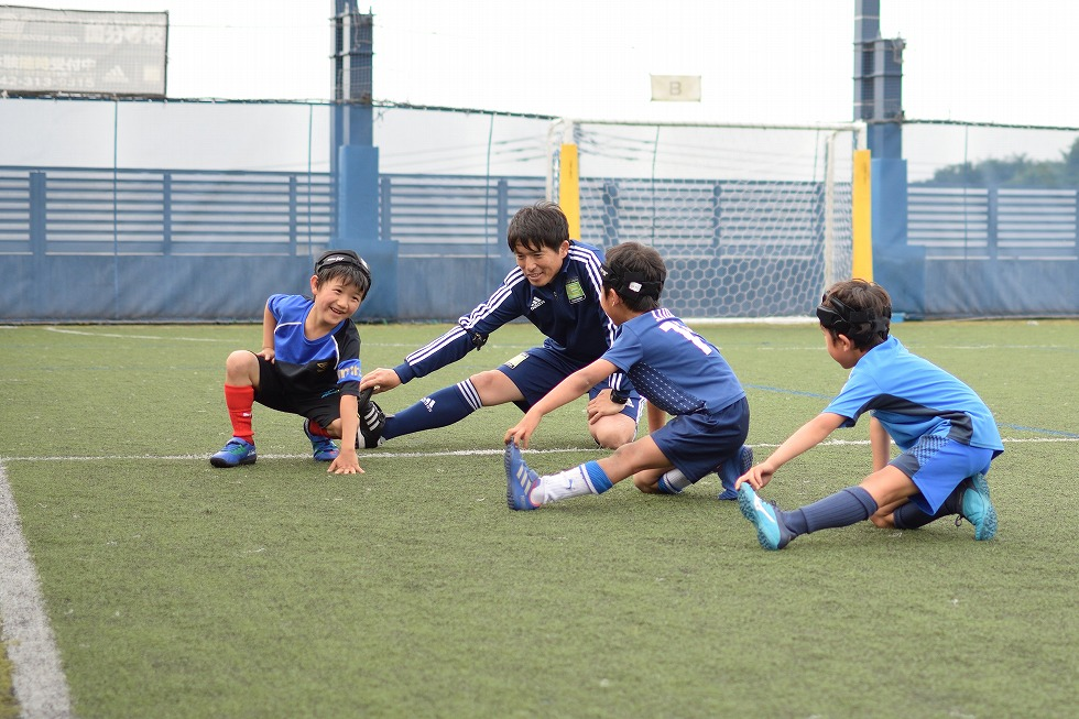 サッカー選手に起こりやすい3つのケガ 研修レポート「機能別解剖学」