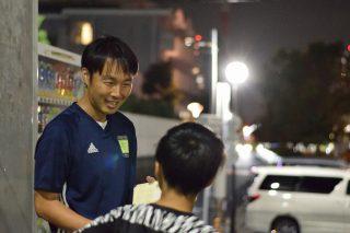 「子どもが考える力をつけるには……」浦和校スクールマスター・林徳秀コーチが保護者の質問に回答