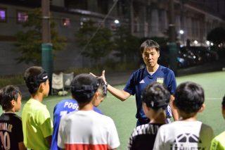「自分たちでコントロールできない要素が多いのがサッカー。だから……」浦和校スクールマスター・林徳秀コーチ=その2=